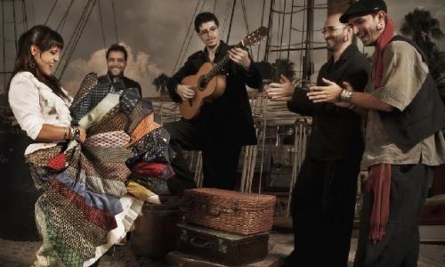 D'Callaos actuarán en BioRitmo 2013