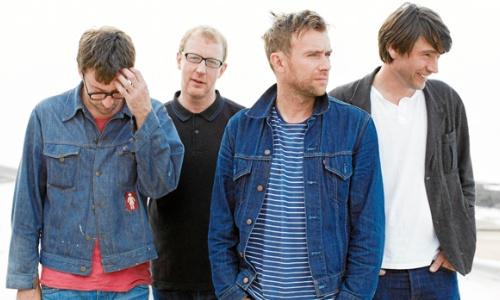 La mítica banda británica Blur