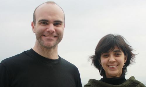 Salva Artesero i Ruth Vilar