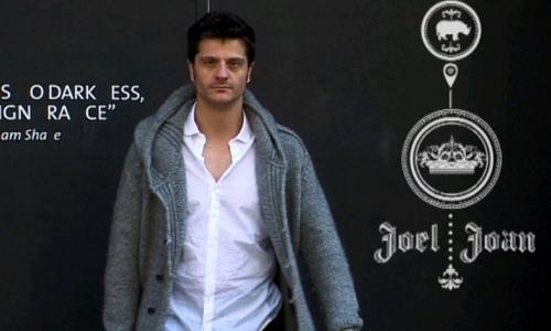 "El actor Joel Joan protagoniza ""Venus in fur"""