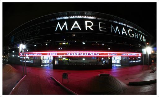 Cinesa Maremagnum es uno de los cines de BCN que se unen a la iniciativa